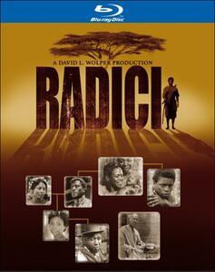 Radici (3 Blu-ray) di David Greene,John Erman,Gilbert Moses,Marvin J. Chomsky - Blu-ray