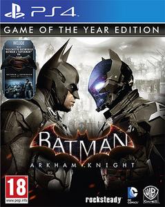 Videogioco Batman: Arkham Knight GOTY Edition - PS4 PlayStation4