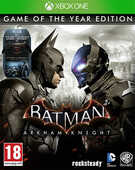 Videogiochi Xbox One Batman: Arkham Knight GOTY Edition - XONE