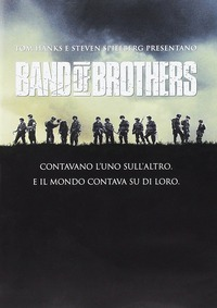 Cover Dvd Band of Brothers. Fratelli al Fronte (DVD)