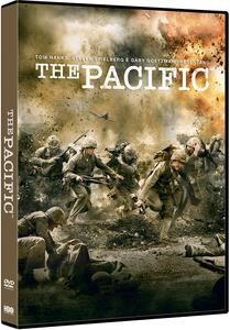 The Pacific. Serie tv ita (5 DVD) di Jeremy Podeswa,Carl Franklin,David Nutter,Timothy Van Patten - DVD