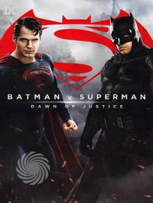 Batman v Superman. Dawn of Justice (DVD) di Zack Snyder - DVD