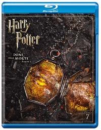 Cover Dvd Harry Potter e i doni della morte. Parte 1 (Edizione Speciale) (Blu-ray)