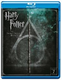 Cover Dvd Harry Potter e i doni della morte. Parte 2 (Edizione Speciale) (Blu-ray)