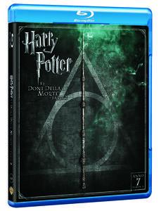 Harry Potter e i doni della morte. Parte 2 (Edizione Speciale)<span>.</span> Edizione Speciale di David Yates - Blu-ray - 2