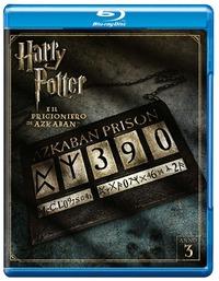 Cover Dvd Harry Potter e il prigioniero di Azkaban (Edizione Speciale) (Blu-ray)