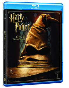 Harry Potter e la pietra filosofale (Edizione Speciale)<span>.</span> Edizione Speciale di Chris Columbus - Blu-ray - 2