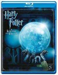 Cover Dvd Harry Potter e l'ordine della Fenice (Edizione Speciale) (Blu-ray)