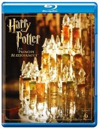 Cover Dvd Harry Potter e il principe mezzosangue (Edizione Speciale) (Blu-ray)