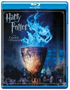 Harry Potter e il calice di fuoco (Edizione Speciale)<span>.</span> Edizione Speciale di Mike Newell - Blu-ray