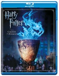 Cover Dvd Harry Potter e il calice di fuoco (Edizione Speciale) (Blu-ray)