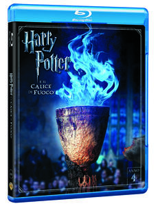 Harry Potter e il calice di fuoco (Edizione Speciale)<span>.</span> Edizione Speciale di Mike Newell - Blu-ray - 2