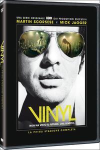 Film Vinyl. Stagione 1 (4 DVD) Martin Scorsese Allen Coulter Jon S. Baird S.J. Clarkson