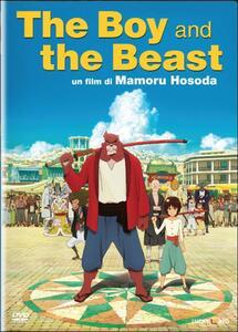 The Boy and the Beast di Mamoru Hosoda - DVD