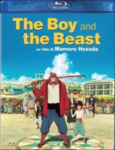 The Boy and the Beast di Mamoru Hosoda - Blu-ray