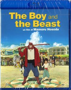 The Boy and the Beast di Mamoru Hosoda - Blu-ray - 2