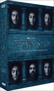 Il trono di spade. Stagione 6 (5 DVD) - DVD