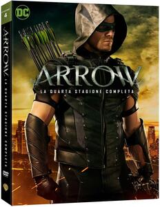 Arrow. Stagione 4. Serie TV ita (5 DVD) - DVD