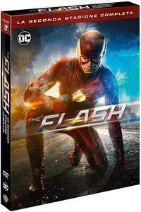 The Flash. Stagione 2. Serie TV ita (6 DVD) - DVD