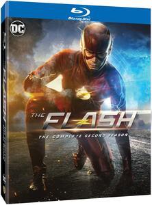 Film The Flash. Stagione 2. Serie TV ita (4 Blu-ray) Dermott Downs Ralph Hemecker Glen Winter