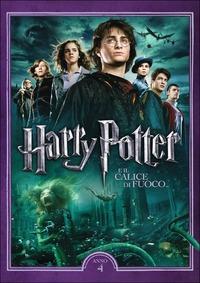 Cover Dvd Harry Potter e il calice di fuoco (Edizione Speciale) (DVD)