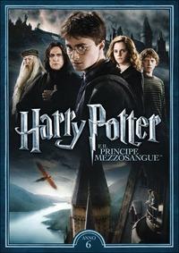 Cover Dvd Harry Potter e il principe mezzosangue (Edizione Speciale) (DVD)