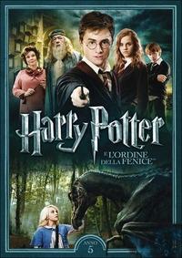 Cover Dvd Harry Potter e l'ordine della Fenice (Edizione Speciale) (DVD)