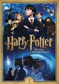 Cover Dvd Harry Potter e la pietra filosofale (Edizione Speciale) (DVD)