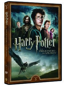 Harry Potter e il prigioniero di Azkaban (Edizione Speciale)<span>.</span> Edizione Speciale di Alfonso Cuaron - DVD