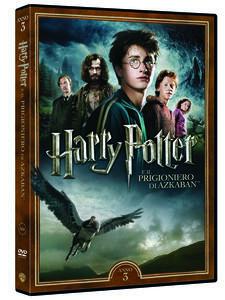 Harry Potter e il prigioniero di Azkaban (Edizione Speciale)<span>.</span> Edizione Speciale di Alfonso Cuaron - DVD - 2