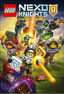 Lego. Nexo Knights. Vol. 1 - DVD