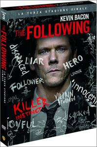 The Following. Stagione 3 (4 DVD) - DVD