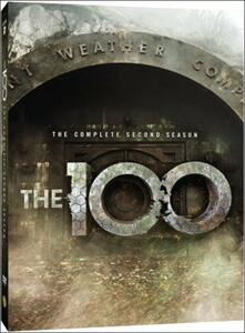 The 100. Stagione 2 (4 DVD) - DVD