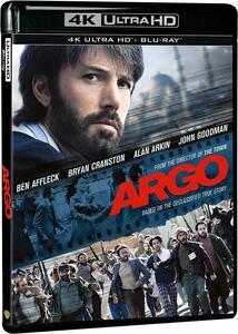 Argo (Blu-ray + Blu-ray 4K Ultra HD) di Ben Affleck