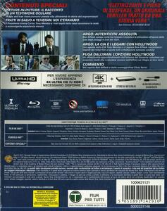 Argo (Blu-ray + Blu-ray 4K Ultra HD) di Ben Affleck - 2