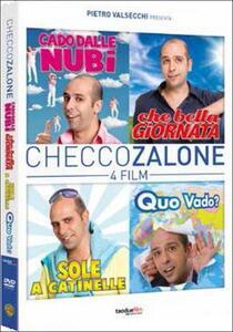 Checco Zalone Collection (4 DVD) di Gennaro Nunziante