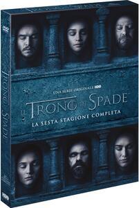 Il  trono di spade. Game of Thrones. Stagione 6. Standard pack. Serie TV ita (5 DVD) - DVD