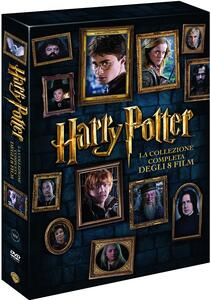 Harry Potter Collection di Chris Columbus,Alfonso Cuaron,Mike Newell,David Yates