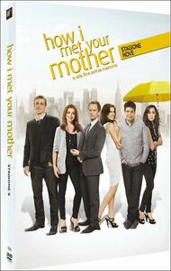 How I Met Your Mother. Alla fine arriva mamma. Stagione 9 (3 DVD) - DVD