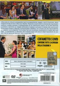 How I Met Your Mother. Alla fine arriva mamma. Stagione 9 (3 DVD) - DVD - 2