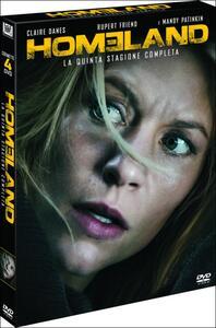 Homeland. Stagione 5. Serie TV ita (4 DVD) - DVD