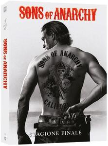 Sons of Anarchy. Stagione 7. Serie TV ita (5 DVD) - DVD