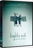 Film Lights Out. Terrore nel buio David F. Sandberg