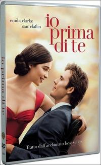 Cover Dvd Io prima di te (DVD)