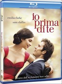 Cover Dvd Io prima di te (Blu-ray)