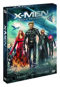 X-Men Trilogy (3 DVD) di Brett Ratner,Bryan Singer - 2