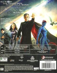 X-Men Trilogy (3 Blu-ray) di Brett Ratner,Bryan Singer - 2
