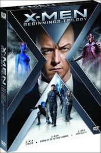 X-Men Trilogy 2 (3 DVD) di Bryan Singer,Matthew Vaughn
