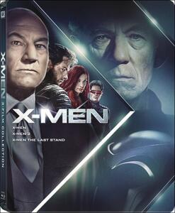 Film X-Men Trilogy. Special Edition (3 Blu-ray) Brett Ratner Bryan Singer