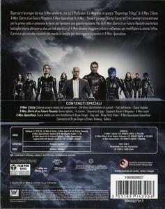 X-Men Trilogy 2 (3 Blu-ray) di Bryan Singer,Matthew Vaughn - 2
